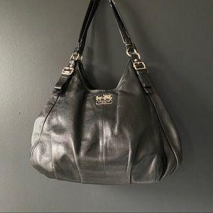 Coach Maggie 16503 Madison Leather Shoulder Bag